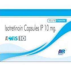 Isotretinoin 10mg, ACWIS 10