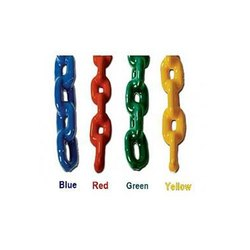 Plastic Coated Metal Chain