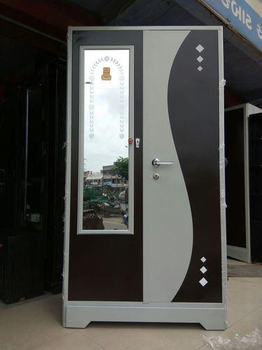 Brown 2 Door Tijori Cupboard Almirah Kabat Rs 10000 Piece Id