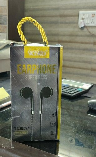 Metalise Printed Earphone Box