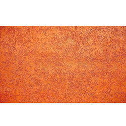 Orange Exterior Wall Paint