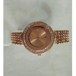 Party Wear Ladies Wrist Watch