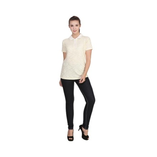 842c1005 Ladies T Shirts - Ladies Plain T Shirts Manufacturer from New Delhi