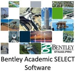 STAAD Pro Bentley Academic Select Software