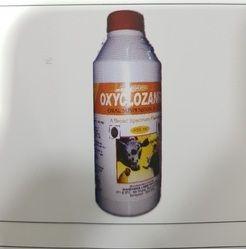 Oxyclozanide, Usage: Veterniary