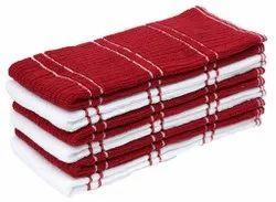 Cotton,Polycotton Cotton Hand Towel, Size: 40 X 60 Cm