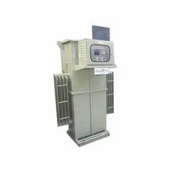 Bharti Mild Steel HT Servo Voltage Stabilizer