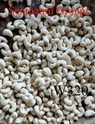 W320 Cashew Nuts, Packing Size: 50 kg