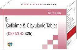 Cefixime & Clavulanic Acid Tablets
