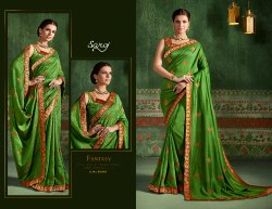 stylish  Party  Ethnic Georgette Sarees