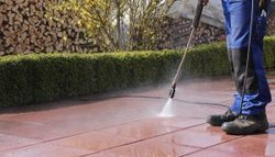 Footpath High Pressure Cleaning Services
