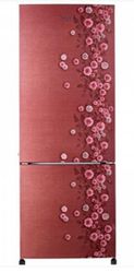 Red Liana Haier Refrigerator Frost Free Hrb-3404crl-r , Double Door