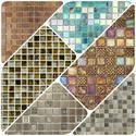 Porcelain Mridul Mosaic Tiles, Thickness: 10 - 12 Mm