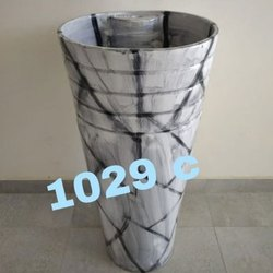 Ceramic Pedestal Tessa Wash Basins, For Bathroom