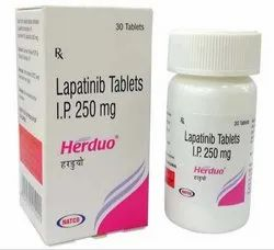 Lepatinib IP 250mg Tablet Herduo