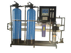 Semi-Automatic FRP RO Plant, Capacity : 150 LPH, Flow Rate : 250 - 20000 LPH, Output TDS : 300 - 45000