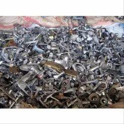 Solid 99% Aluminum Zinc Scrap, 25 Kg