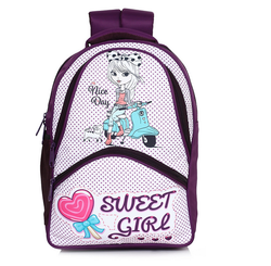 499175b4ac7c Bag-Age School Satchels (30 L ) Sweet Girl Casual Backpack at Rs 849 ...