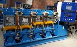 40 Ton Rubber Moulding Machine
