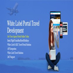 Bus and Flight Ticket Booking White Label Portal Service
