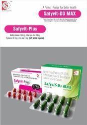 Folic Acid 400mcg   Methylcobalamin 1500mcg   OMEGA 3 FATTY (EPA 180   DHA 120) 300mg   Calcium Carb