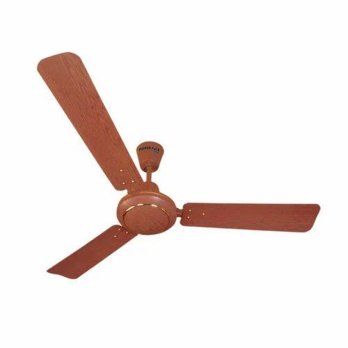 Wooden Brown Powerpack Woodie Ceiling Fans