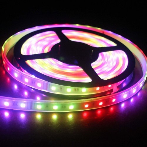 Multi coloured led strip lights at rs 120 piece delhi id multi coloured led strip lights aloadofball Image collections