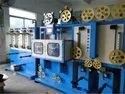 Submersible Vertical Taping Machine, For Wire Industries
