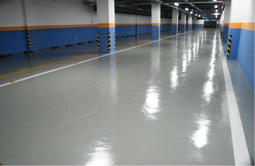 Berger Pro Epishield SLC Floor Coating,Application -  Industrial Use, Domestic Use