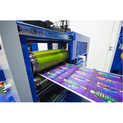 Multicolor Offset Printing Banner, Packaging Type: Plastic Packet