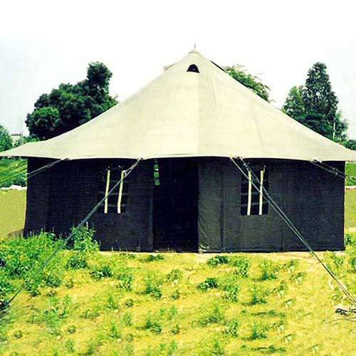 Shri Krishna Tents, Dehradun - Manufacturer of Swiss Cottage