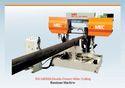 Double Column Angular Band Saw Machine