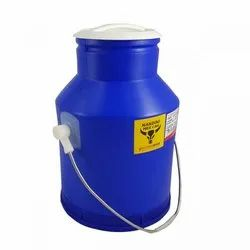10 Ltr Plastic Milk Can
