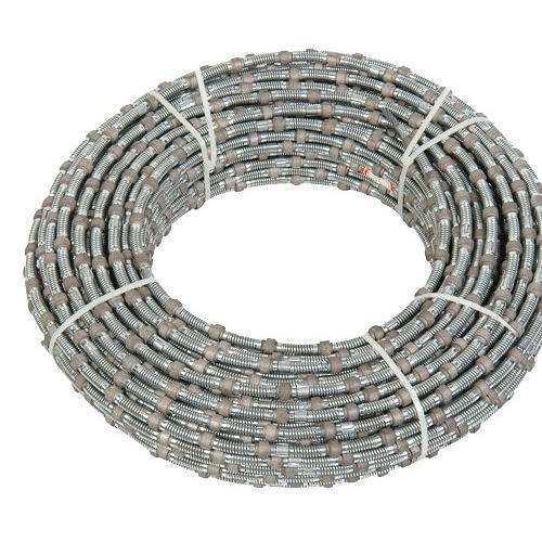 Diamond Wire Saw, For Industrial And Garage/Workshop | ID: 6596423091