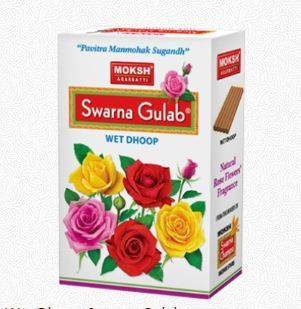 Wet Dhoop Agarbatti - View Specifications & Details of
