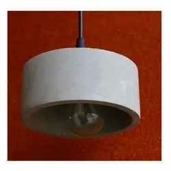 Cement Hanging Lamp, For Home