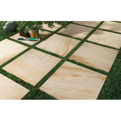 Garden Stone Tile 10 15 Mm Rs 45