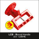 Round Handle Large Circuit Breaker Lockout