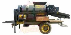 Multi Crop Cutter Thrasher (Turbo System)