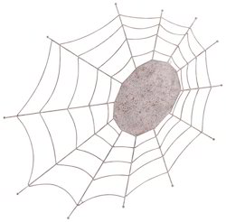 Spider Web Wall Art