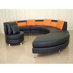 C Shape Designer Sofa