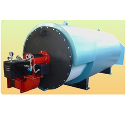 Oil  & Gas Fired Hot Air Generator