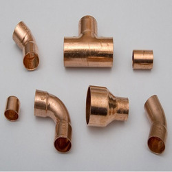 EC Copper BW Fittings