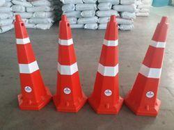 橙色PVC安全交通锥
