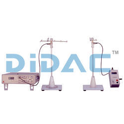 DIDAC Antenna Trainer, for Laboratory