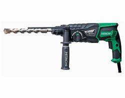 3wrotary Hammer Drill Dh26pc Sds Plus : Hitachi