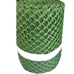 Green Plastic Mesh For Industrial