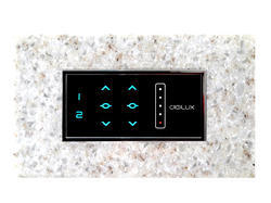 Digilux Touch Automation Switches - 4 Module