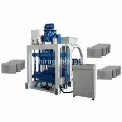 CI 1200 Semi Automatic Block and Brick Making Machine