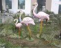 Fiber Birds Family Flemingo YK-133